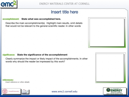 Highlights Template Authorship Tools Research The Energy