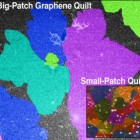Tighter 'stitching' means better graphene, scientists say Thumb