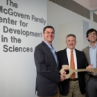 McGovern incubator embraces Embark and Ecolectro Thumb